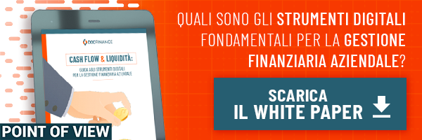 cash flow e liquidita docfinance