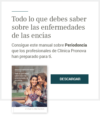 descarga el manual de periodoncia - clínica pronova