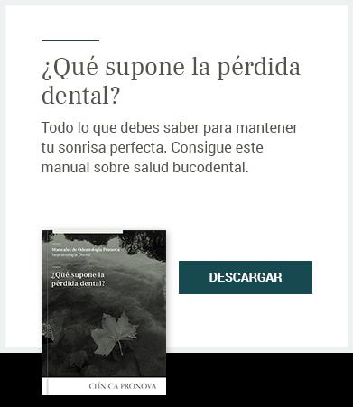 ¿Qué supone la pérdida dental?
