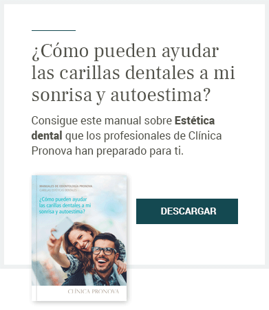 descarga el manual de estética dental - clínica pronova