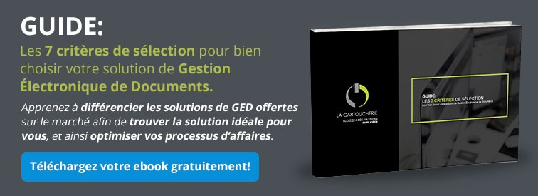 guide 7 criteres solution GED