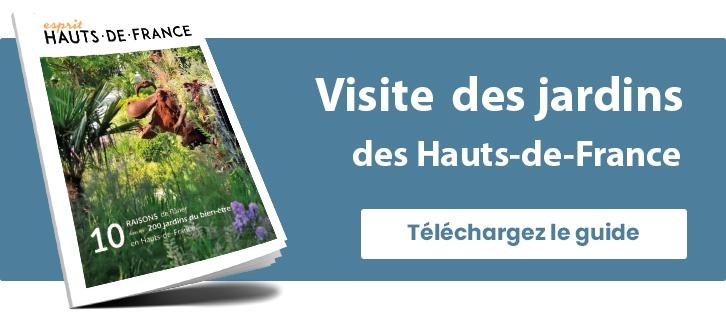 Guide des jardins Hauts-de-France