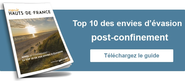 Guide top 10 des envies d'évasion post-confinement