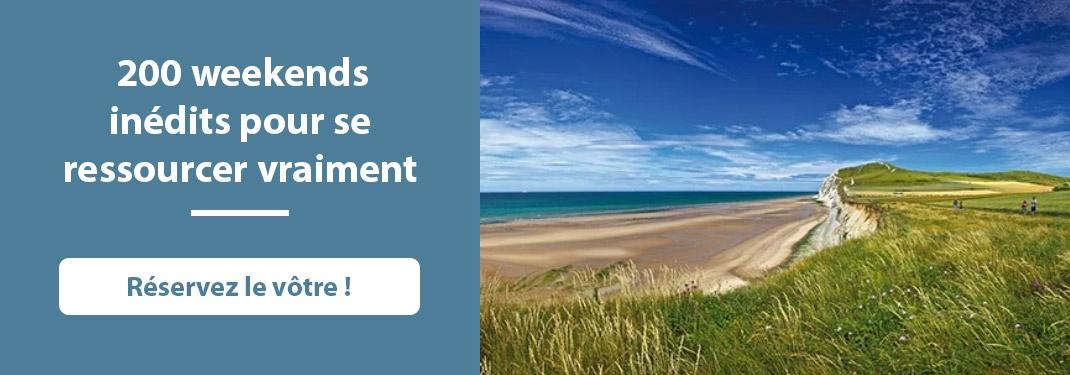 200 weekends pour se ressourcer en Hauts-de-France