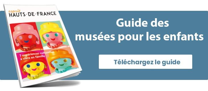 Guide des musées pour les enfants
