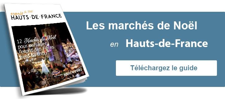 Téléchargez le guide des Marchés de Noël en Hauts-de-France