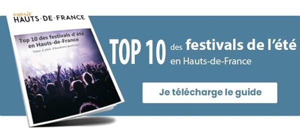 Guide festivals de l'été Hauts-de-France