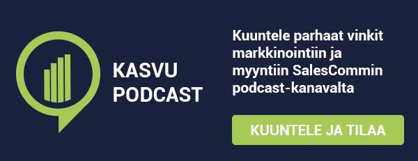 SalesComm KasvuPodcast