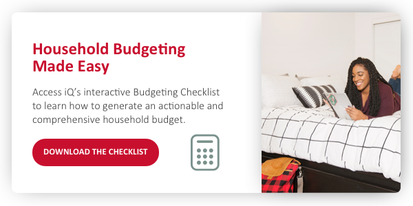 Download the Budgeting Checklist