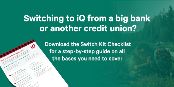 Download the Switch Kit Checklist