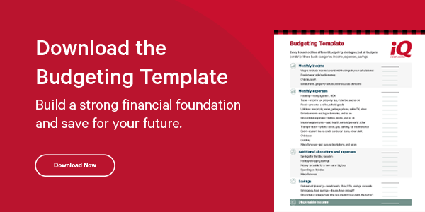 Download the Budgeting Template