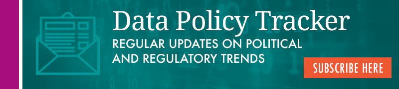 Regular updates on political and regulatory trends - subscribe here