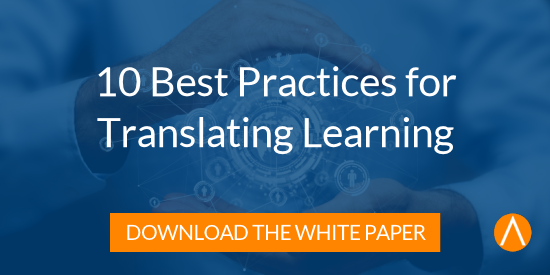 10 Best Practices for Translating Learning