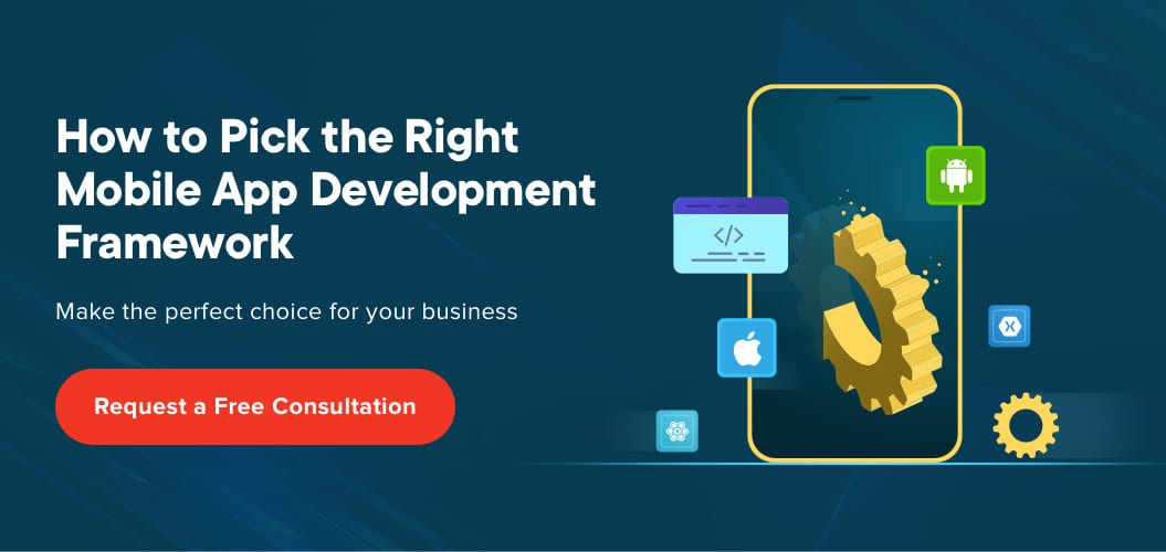 Choose Net Solutions for your next mobile app development project