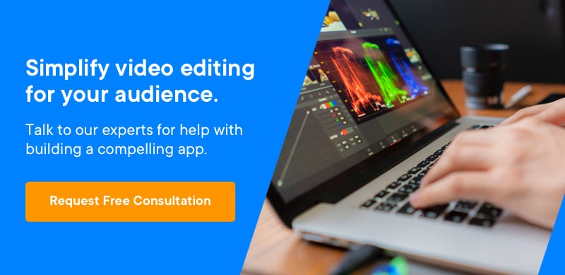Build a video editing app with Net Solutions