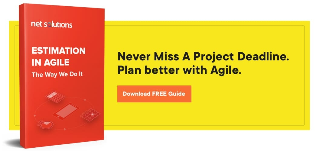 Download free guide: Estimation in Agile