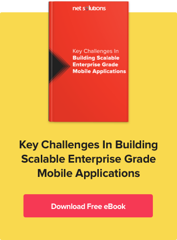 Key Challenges in Building Scalable Enterprise Grade Mobile Apps