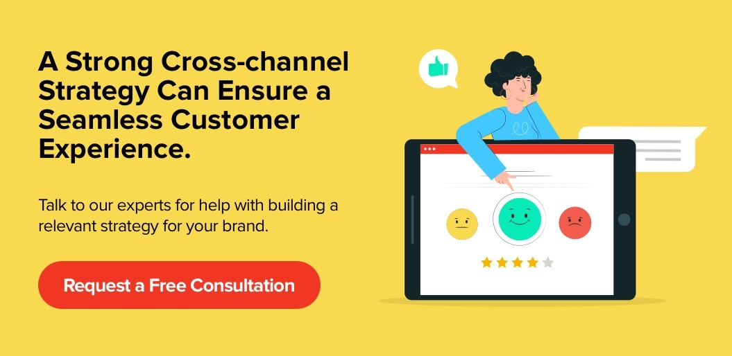 Contact net Solutions to build a cross-channel strategy