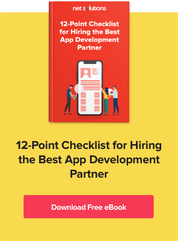 12-Point Checklist For Hiring The Best App Development Partner
