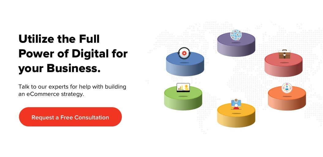 Contact Net Solutions to build a Digital Commerce Strategy