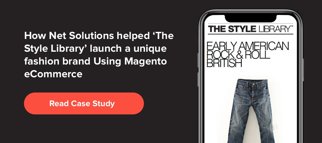 How Net Solutions Launched a Unique Fashion Brand Using Magento eCommerce