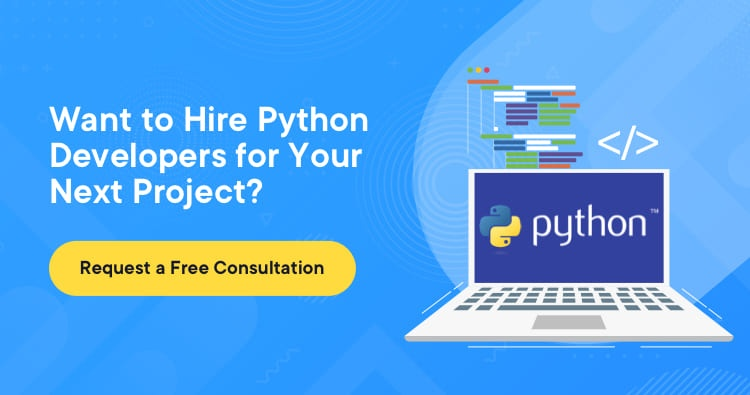 Contact Net Solutions to hire Python Developers