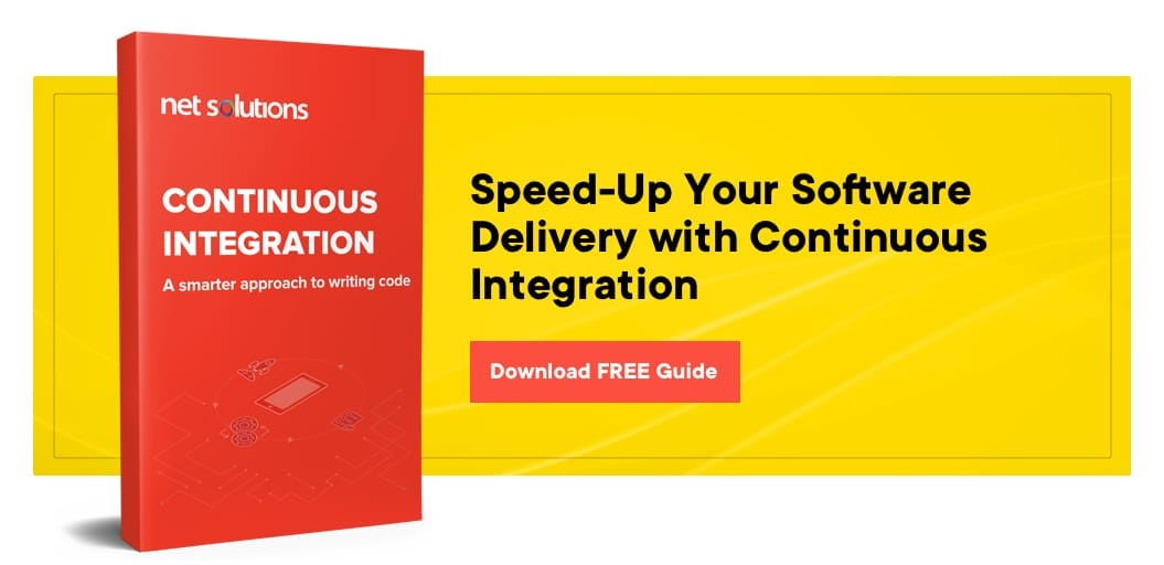 Continuous Integration: A smarter approach to writing code