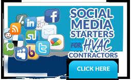 social media for hvac contractors