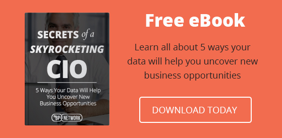 Free Ebook: Learn all about 5 ways your data will help you uncover new business opportunities