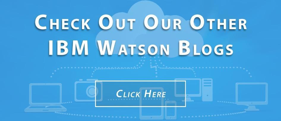 IBM Watson Blogs
