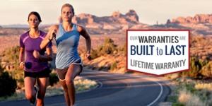 Landice Home Treadmills, Ellipticals and Bike with lifetime warranty