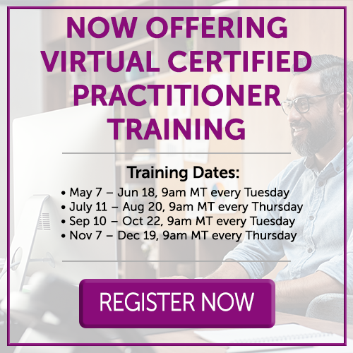 Virtual Certified Practitioner Training
