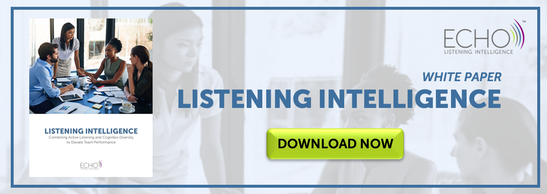 Listening Intelligence White Paper Download
