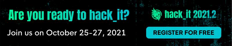 Register for hack_it 2021.2