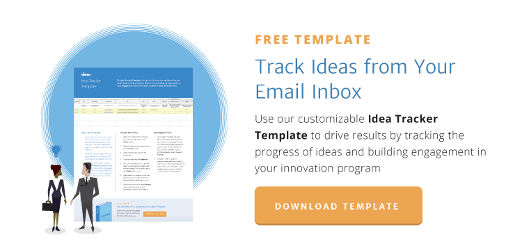 Track Ideas From Your Email Inbox