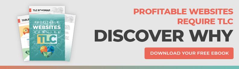 Profitable websites require TLC - Xzito TLC ebook