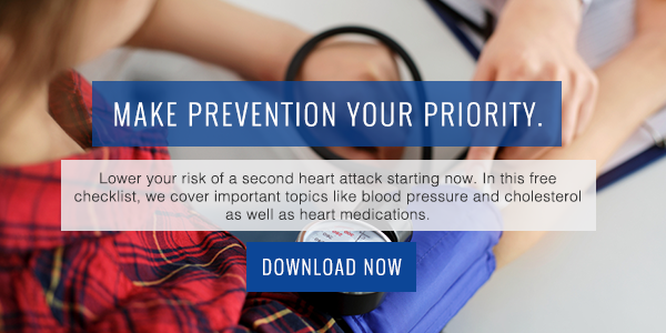 10 Ways To Lower Your Risk Of A Second Heart Attack