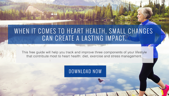 8 Steps Towards A Healthy Heart