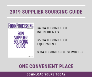 2019 Supplier Sourcing Guide