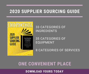2020 Supplier Sourcing Guide