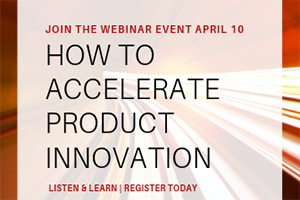 Accelerate Product Innovation Webinar