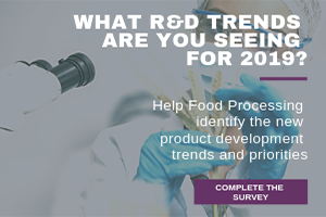 RD TRENDS SURVEY 2019