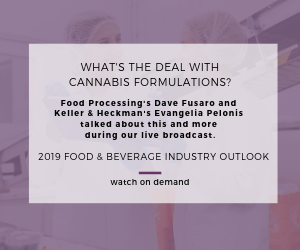 2019 Outlook Webinar Cannabis