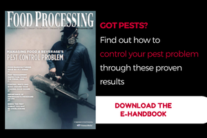 Food Processing offers expert advice on how to manage pest problems at food and  beverage companies.Download the E-Handbook: Managing Food & Beverage's Pest  Control Problem