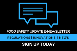 Food Safety E-News