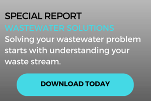 Wastewater Special Report