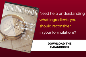Controversial Ingredients E-Handbook