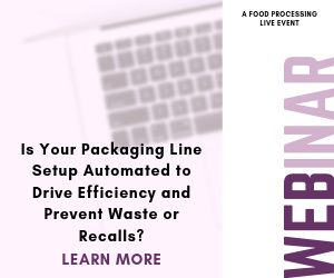 Is Your Packaging Line Setup Automated to Drive Efficiency and Prevent Waste or Recalls