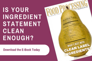CLEAN LABEL EBOOK 2016