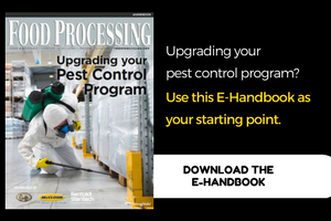Upgrading Pest Control Program
